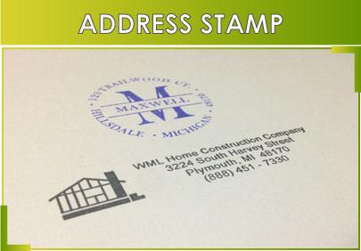 Address-Stamp