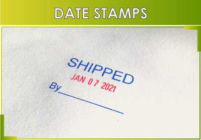 DATE-STAMPS