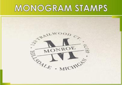 MONOGRAM-STAMPS