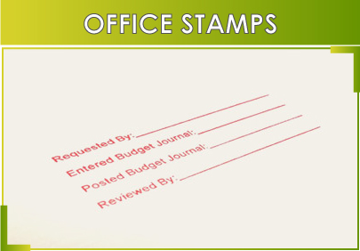 OFFICE-STAMPS